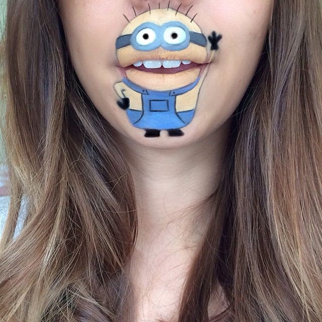 Cartoon-Lip-Art-By-Makeup-Artist-Laura-Jenkinson-10