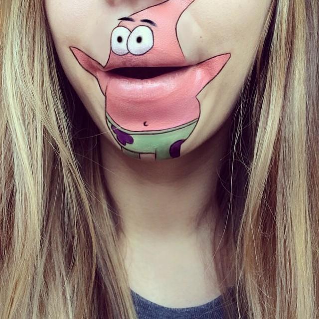 Cartoon-Lip-Art-By-Makeup-Artist-Laura-Jenkinson-13