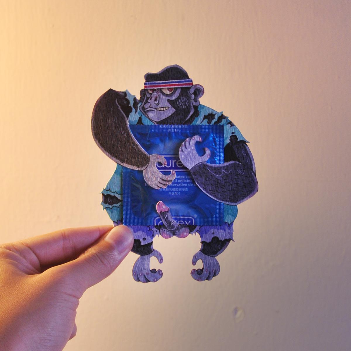 gorila_durex