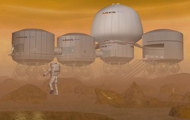 mars-settlement