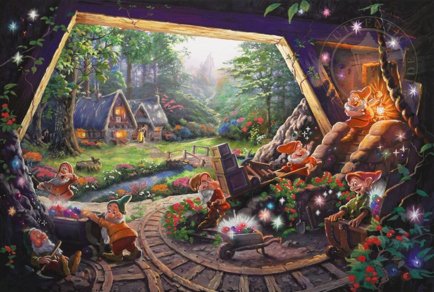 thomas_kinkade_disney
