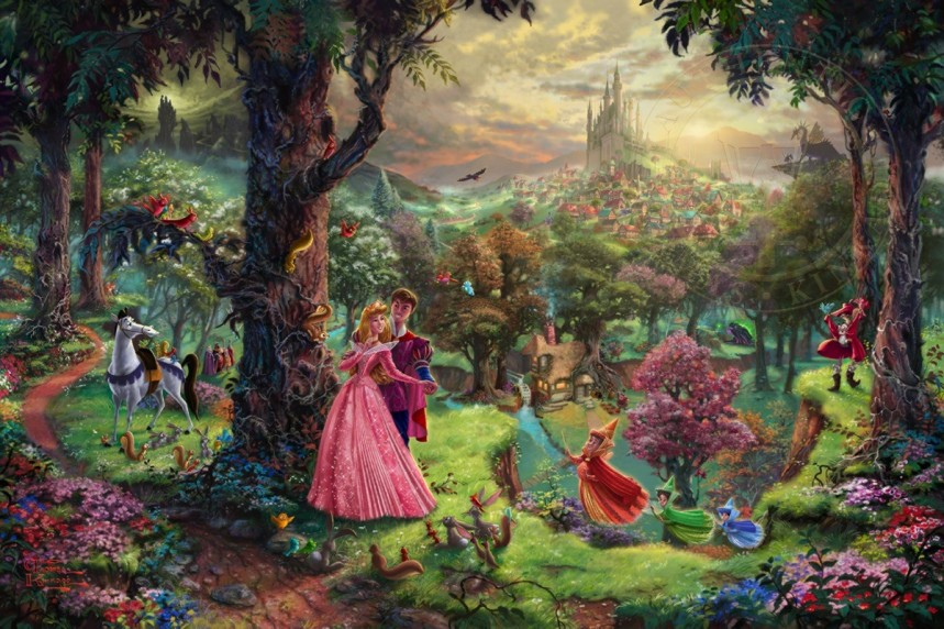 thomas_kinkade_disney10