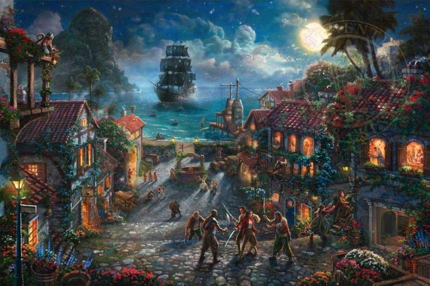 thomas_kinkade_disney5