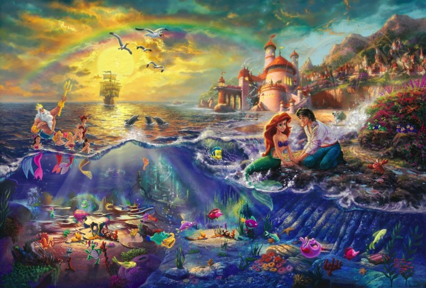 thomas_kinkade_disney7
